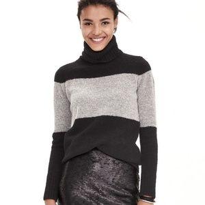Banana Republic Super Soft Cozy Sweater ColorBlock